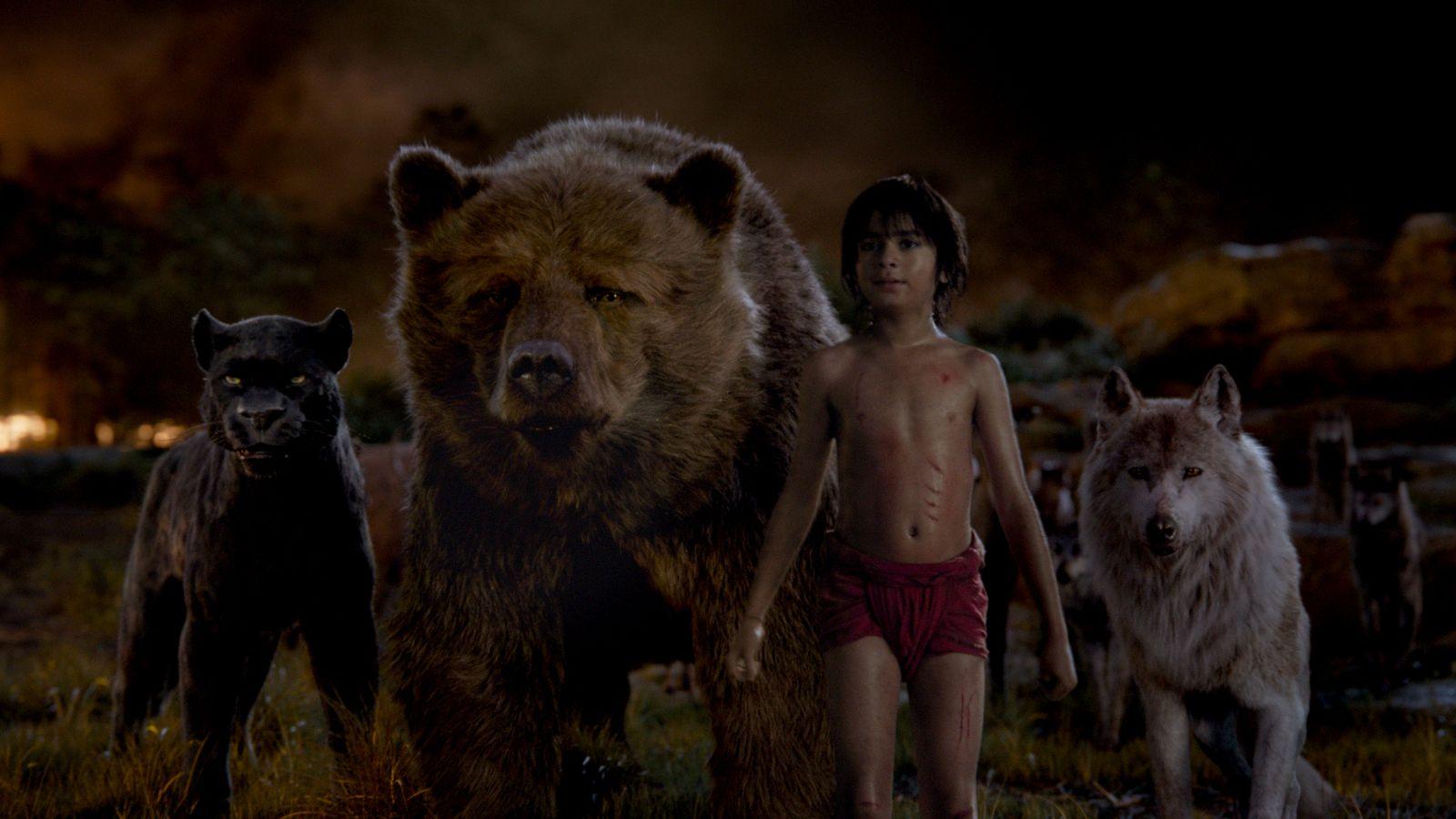 The Jungle Book เป็นการรีเมคไลฟ์แอ็กชันเรื่องแรกของดิสนีย์